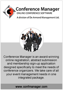 Conference Manager - Online Conference Software